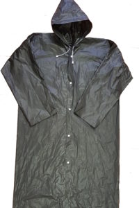 EVA Raincoat (Black)