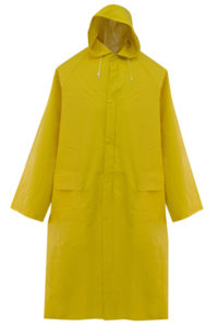 EVA Raincoat (Yellow)