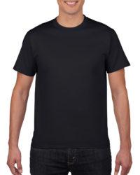 Gildan T-Shirt 100% Cotton 180GSM (Black)