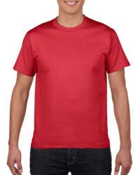 Gildan T-Shirt 100% Cotton 180GSM (Red)