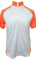 Mandarin Collar Polo